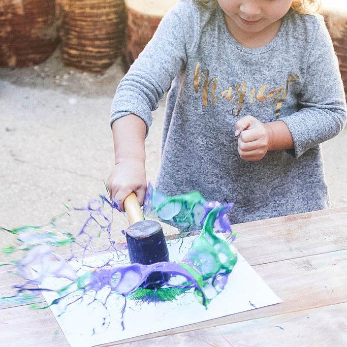 August Fairy Tales | Splat! | First Machines