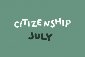 Character Counts: Citizenship
