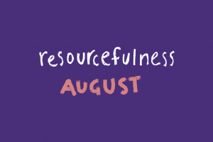 Character Counts: Resourcefulness