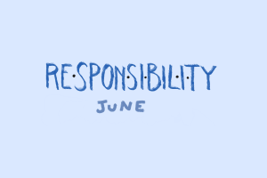 Character Counts: Responsibility