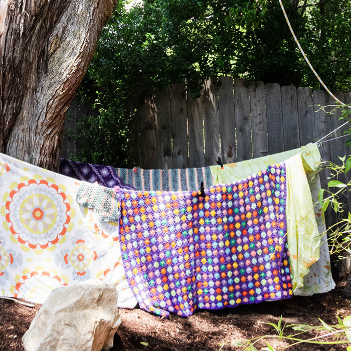July Fairy Tales | Stick! | Forts