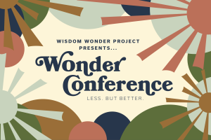 Register Now! 2019 Wonder Conference