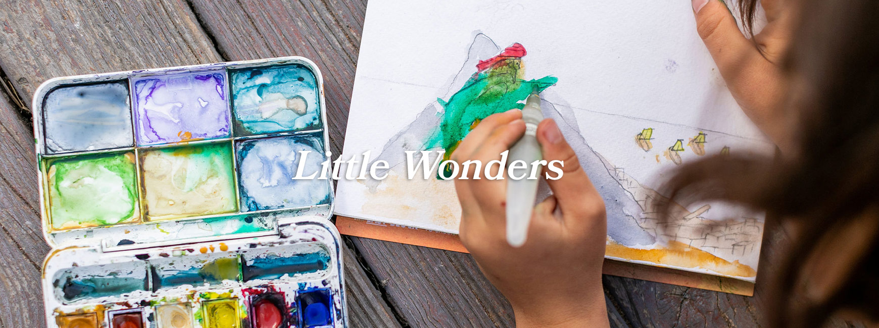 Little Wonders Art