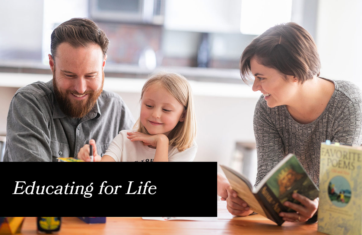 Educating for Life
